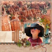 Jonathan in Bryce Canyon