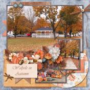 Walpole In Autumn