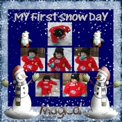 The First Time I Saw Snow