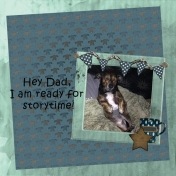 Doggie Storytime