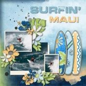 Surfin' Maui