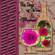 The Days of Wine & Flowers
