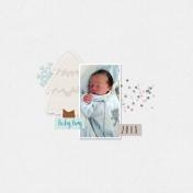 Winter Fun-Snow baby de Jessica Dunn
