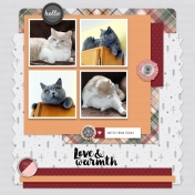 Layout Template kit #52