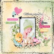 Motherhood is...