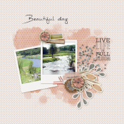 Layout Template kit #74