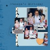 Grandpa's Birthday, Elberfield