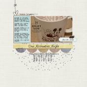 One November Night