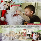 2013 Grumpy Santa