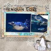Aquarium Penguins