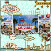 2016 Las Vegas Sign
