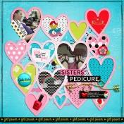 2013 Sister Pedicure
