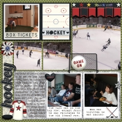 2007 Hockey Box Seats
