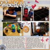Project 52 Week 14