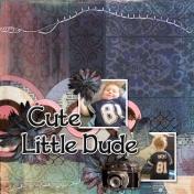 Cute Little Dude
