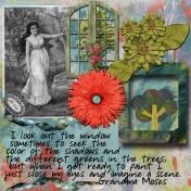 Grandma Moses' Window