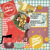 February Blog Train 2013 Challenge Layout