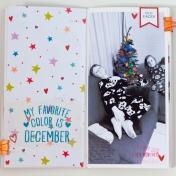 My Fav colour is December