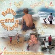 Ballito and umhlanga beach, South Africa, August 2013