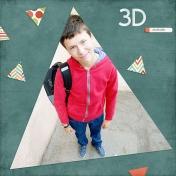 3D (left page)