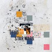 Lego and Star Wars Fan (MOC7-02)