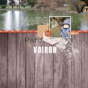 Parc de Voiron