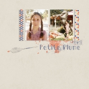Petite Plume-Right page