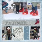 Patiner (right page)
