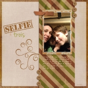 Selfie à trois