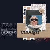 Enough (April 2015)