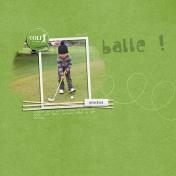Balle!