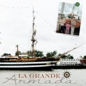 La Grande Armada (right page)