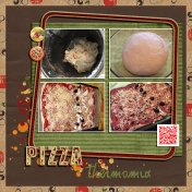 Pizza thermomix