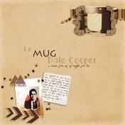 Le mug Dale Cooper