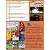Book Journal- August 2015