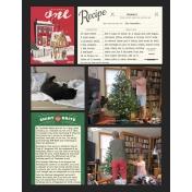 December Daily- December 1- Left Side