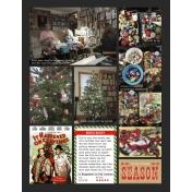 December Daily- December 1- Right Side