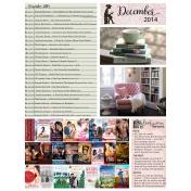 Book Journal- December 2014