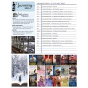 Book Journal- January 2015