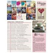 Book Journal- February 2015
