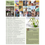 Book Journal- March 2015