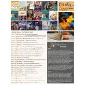 Book Journal- October 2015