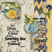 Every Dream is a New Chance