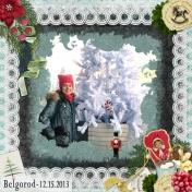 Winter In Belgorod