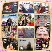 My year 2012