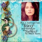 A Mermaid has no tears