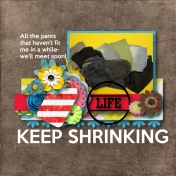 Keep shrinking