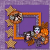 Bewitched by Halloween 1