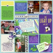 Project Life 52 ~ Week 25