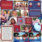 Project Life 52 ~ Week 27